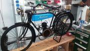 Oldtimer Motobecane 175cc 1924