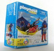 Playmobil 3194 Polarforscher NEU