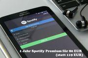 Spotify Premium für 1 Jahr
