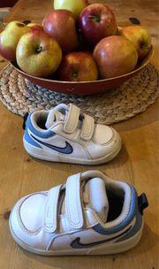 Sportschuhe Sneaker Gr 22 Nike