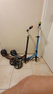 Kinder Roller -defekt - zusammen für