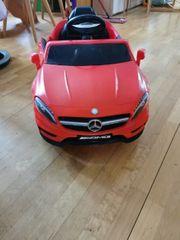 Kinderelektroauto Mercedes amg A45