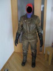 Motorradhose -Jacke - Schuhe - Handschuhe - Sturmhaube -