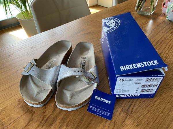 Birkenstock Madrid BS Größe 40