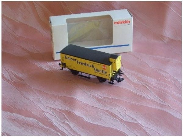 Kühlwagen DB Märklin 4890