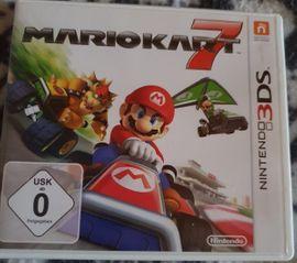 Nintendo 3DS Spiel: Mario Kart 7