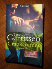 Buch Roman Tess Gerritsen Grabkammer