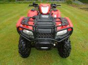 2015 HONDA Foreman ATV 4x4