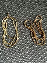 2 Damen Halsketten