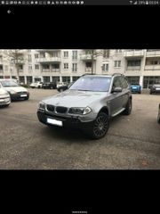 BMW X3 top
