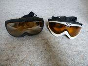 Skibrillen gebraucht von Uvex und