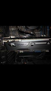 Grafikkarte Gigabyte GTX 1050ti