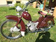Oldtimer Moped Simson SR2E