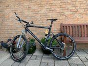 Canyon Mountainbike Fully NERVE XC