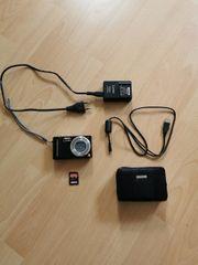 Panasonic Lumix DMC-TZ8 EG-K Kamera