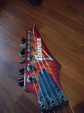 Verkaufe Ibanez RG870QMZ-BDK: Kleinanzeigen aus Gießen - Rubrik Gitarren/-zubehör