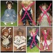 Wunderschöne hochwertige Puppen Künstler Sammlerpuppen