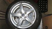 Winter - Reifen mit Alu - Felgen