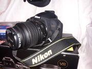 Nikon D3100 18-