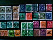 Briefmarken Deutsches Reich Altdeutschland