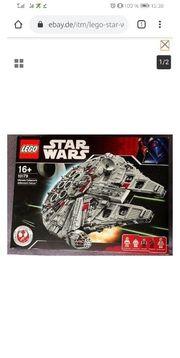 Lego UCS MILLENIUM FALCON Limited