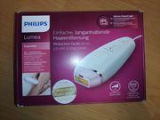 Philips Ipl Lichtimpulsegerät langanhaltende Haarentfernung