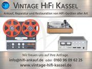 Vintage Hifi Kassel - Ankauf von