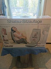 Shiatsu - Sitzauflage