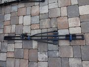 EUFAB SUPER-Bike Universal-Fahrradträger für Dachgrundträger