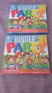 musik CD Kinder Party