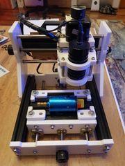 desktop CNC graver