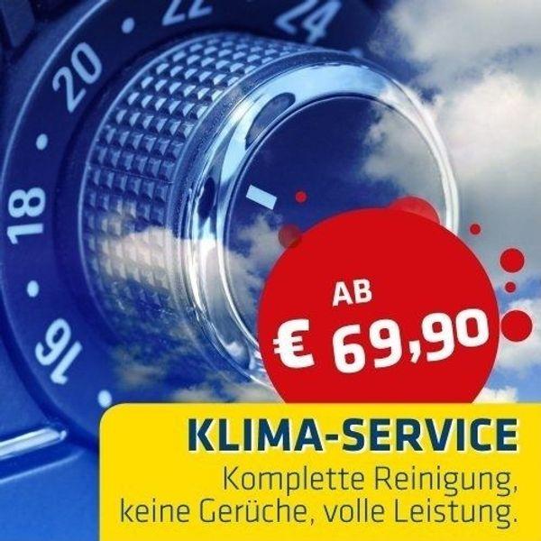 Klimaanlagen Service Wartung für R134a