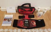 Ab TronicX2 - Dualkanalgurt - Fitnessgurt