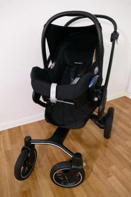 Kinderwagen - Kinderwagen maxi cosi 3-1