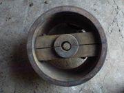 Holzriemenscheibe für Flachriemen Außendurchmesser 450mm