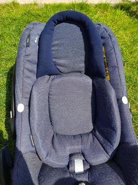 Autositze - Maxi Cosi Rock i-Size Babyschale