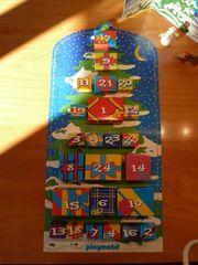 Playmobil Adventskalender 3850 Winterlandschaft