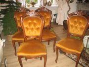 4 Antike Stühle sollen über
