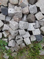 granitsteine zu verschenken