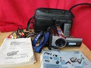 Sony Videokamera DCR-TRV310E mit Zubehör