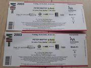 2 Konzertkarten für Peter Maffay