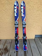 Kinder-Ski mit Bindung