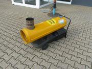 Heizkanone Dieselheißluftturbine mieten for rent