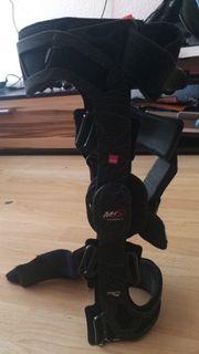 Knie Orthese linke Bein