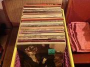 Ca 250 Schallplatten LP s