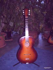 Verkaufe Vintage Framus Gitarre Parlorgitarre