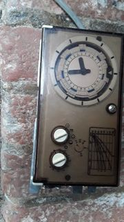 Zeitschaltuhr für vaillanttherme