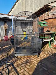 Gebrauchter Vogelkäfig zu verkaufen VHB