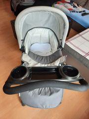 Hauck Kombi Kinderwagen Buggy 3in1