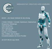 IHR neuer Internetauftritt Homepage - Website -